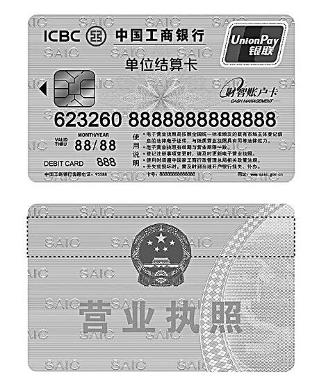 工商银行潮州分行无偿代办工商注册登记服务