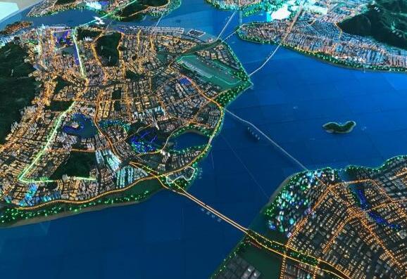 厦门自贸区引来企业3万多家