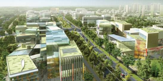 天津生态城去年新增注册企业超千家